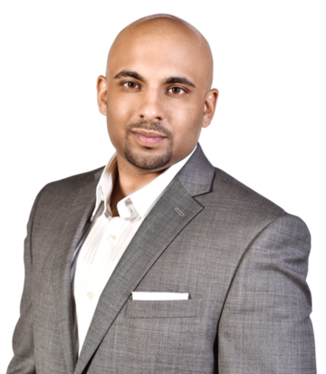 Tayyib  Shariff, Sales Representative